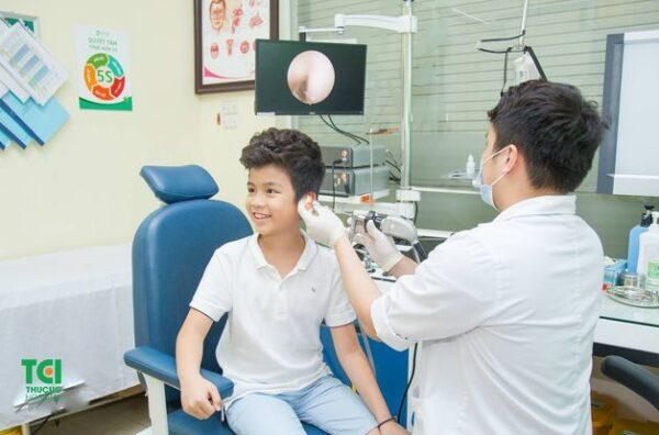 khám sức khỏe tổng quát cho trẻ em