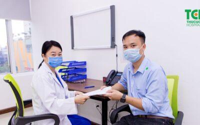 Công ty Thú y Xanh tổ chức khám sức khỏe doanh nghiệp tại Bệnh viện ĐKQT Thu Cúc