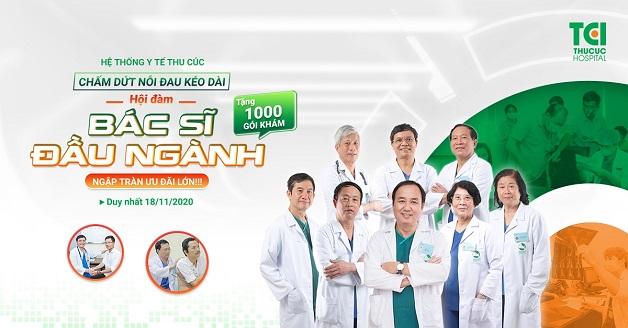 Hội đàm bệnh lý đau bụng với chuyên gia, bác sĩ giỏi nhiều chuyên khoa