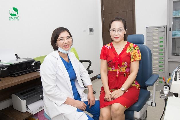 Để biết đặt vòng tránh thai bị trễ kinh có sao không, chị em nên tới viện để được bác sĩ tư vấn