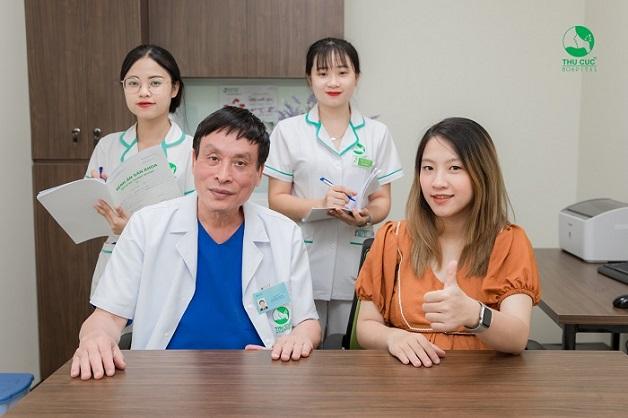 Để biết mẹ bầu nào có nguy cơ tiền sản giật, hãy tới gặp bác sĩ để được tư vấn chi tiết