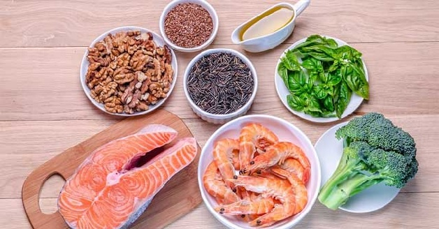 Để phòng ngừa tiền sản giật, chị em nên ăn các loại thực phẩm giàu omega 3