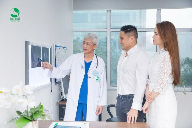 Chuyên gia nội thần kinh Nguyễn Văn Doanh giúp nhiều bệnh nhân thoát khỏi bệnh mất ngủ mạn tính
