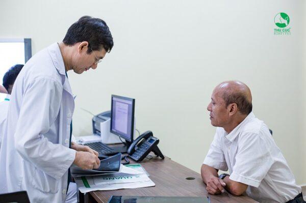 Thông tin về tán sỏi nội soi ngược dòng bằng laser
