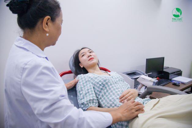 Nguyên nhân gây ra hiện tượng rỉ ối do mẹ bầu bị viêm nhiễm phụ khoa