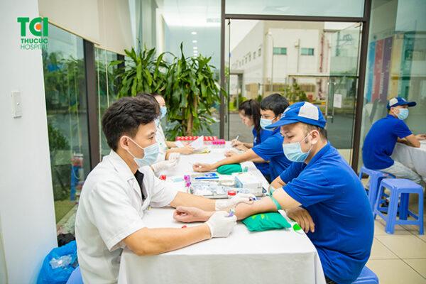 Lợi ích của việc thăm khám sức khỏe cho công ty