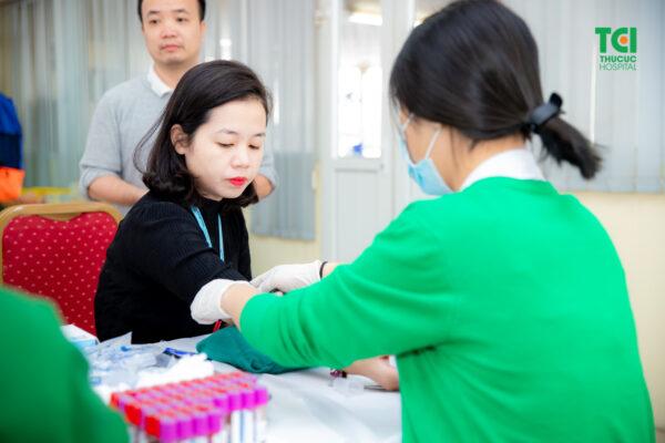 Khám sức khỏe định kỳ cho nhân viên là bắt buộc