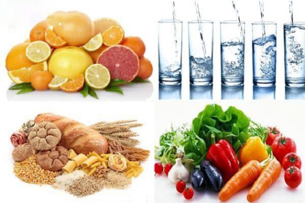 Chế độ dinh dưỡng khoa học sau khi điều trị mổ nội soi lấy sỏi thận giúp người bệnh nhanh hồi phục sức khỏe