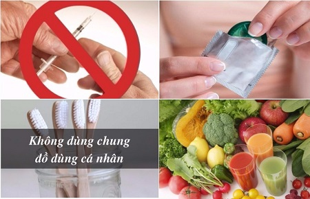 Một số biện pháp phòng ngừa tránh nguy cơ mắc bệnh viêm gan C
