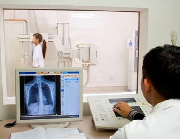 quy trình chụp x quang cho trẻ em