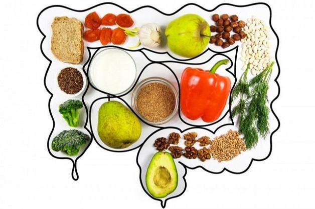 Chế độ ăn uống ảnh hưởng trực tiếp đến sức khỏe tiêu hóa
