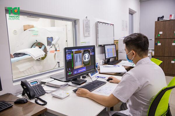Chụp MRI được ứng dụng trong tầm soát ung thư tiêu hóa