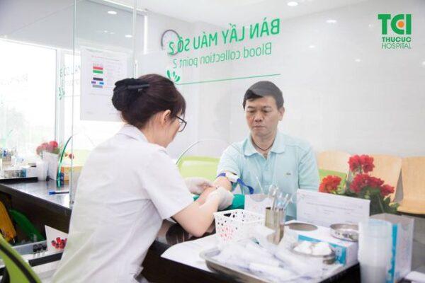 xét nghiệm sàng lọc ung thư phổi