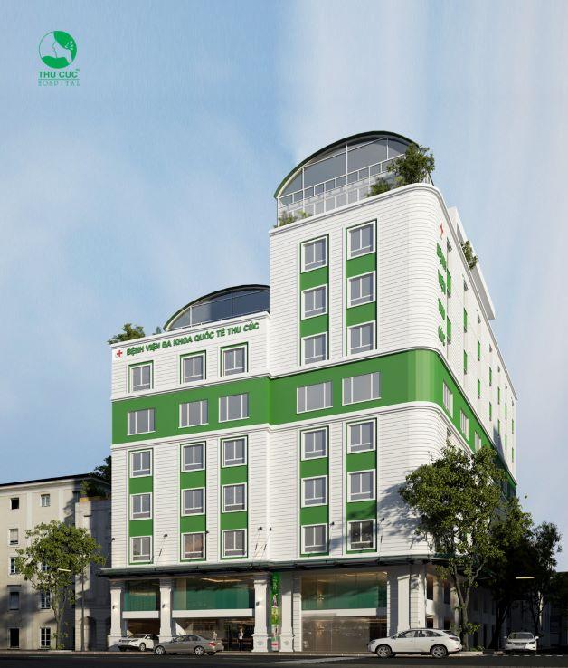 Bệnh viện TCI (Bệnh viện ĐKQT Thu Cúc) có quy mô lớn, chất lượng y tế cao, chất lượng dịch vụ tốt.