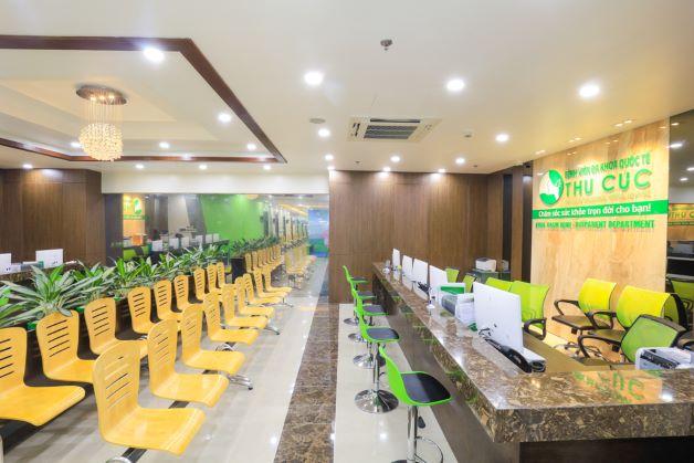Bệnh viện ĐKQT Thu Cúc tự hào được Sở Y tế Hà Nội công nhận là Top 3 các bệnh viện có điểm chất lượng cao nhất