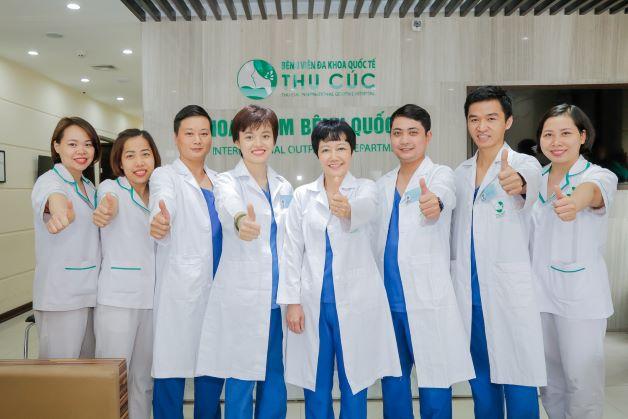 Bệnh viện TCI quy tụ đội ngũ Giáo sư, bác sĩ, chuyên gia đầu ngành giỏi chuyên môn, giàu y đức