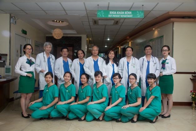 Các bác sĩ của Bệnh viện TCI đều có kinh nghiệm công tác và cống hiến lâu năm tại các viện lớn đầu ngành trên khắp cả nước
