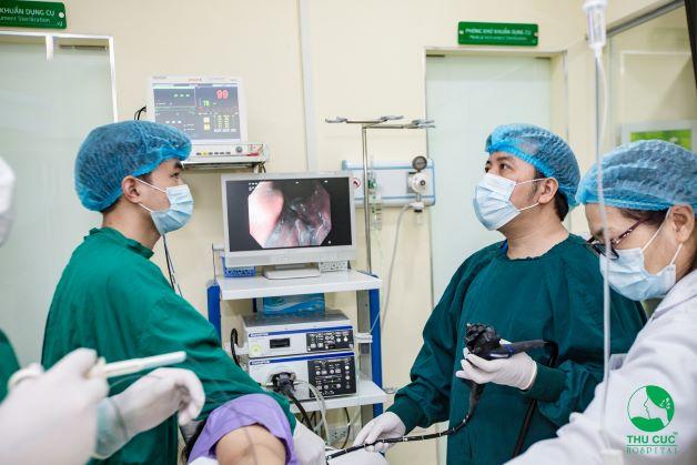 Công nghệ nội soi NBI 5P tân tiến được ứng dụng hiệu quả tại Bệnh viện TCI