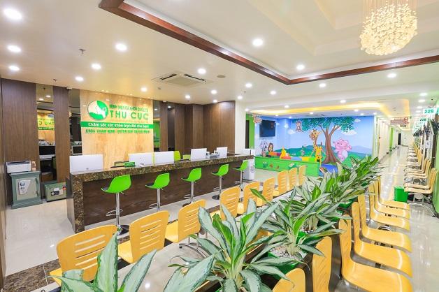 """Hệ thống Y tế Thu Cúc TCI sở hữu cơ sở vật chất khang trang, hiện đại theo hướng """"bệnh viện - khách sạn"""""""