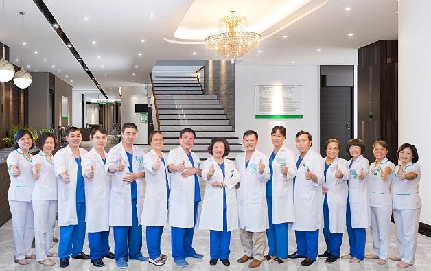 TCI quy tụ đội ngũ bác sĩ, chuyên gia hàng đầu, giỏi chuyên môn, giàu y đức