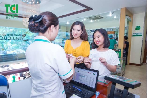 thông tin khám sức khỏe tổng quát bảo hiểm y tế