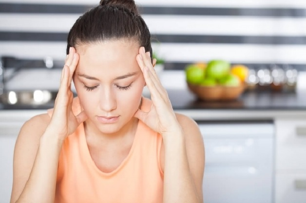 Căng thẳng, mệt mỏi là nguyên nhân dẫn tới hiện tượng rối loạn nội tiết tố