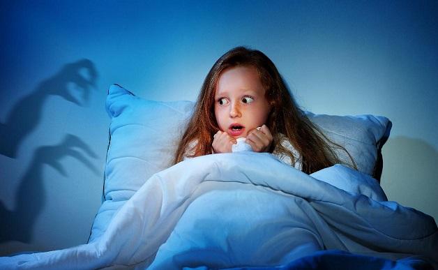chứng rối loạn giấc ngủ ở trẻ nhỏ