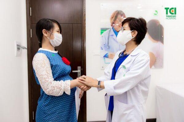 khám sức khỏe dành cho nhân viên
