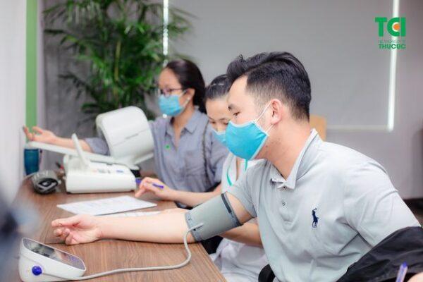 dịch vụ khám sức khỏe cho doanh nghiệp