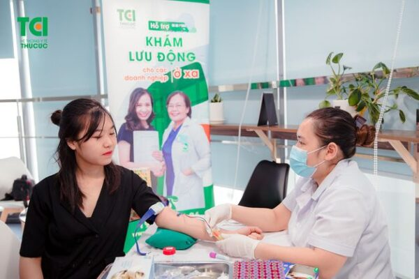 dịch vụ khám sức khỏe cho nhân viên