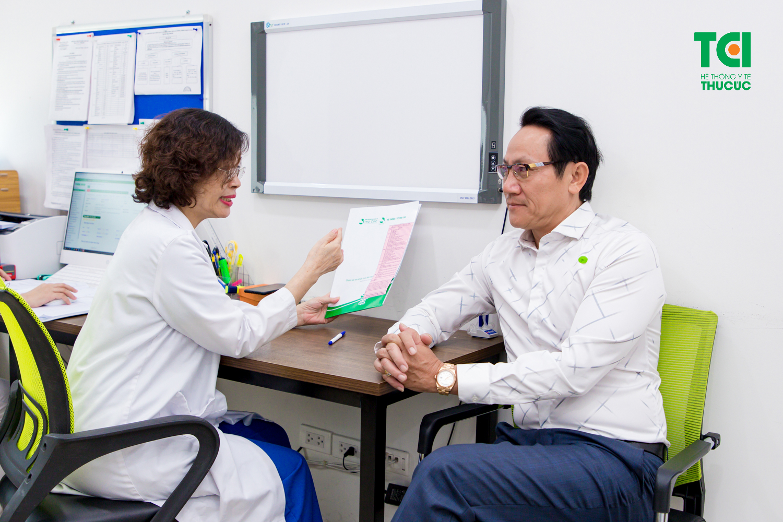 Cần dùng đúng liều lượng thuốc theo đúng chỉ định của bác sĩ