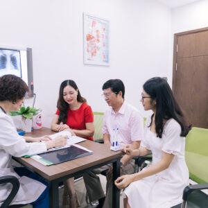 Hạng mục chuẩn bị khám sức khỏe định kỳ gồm những gì
