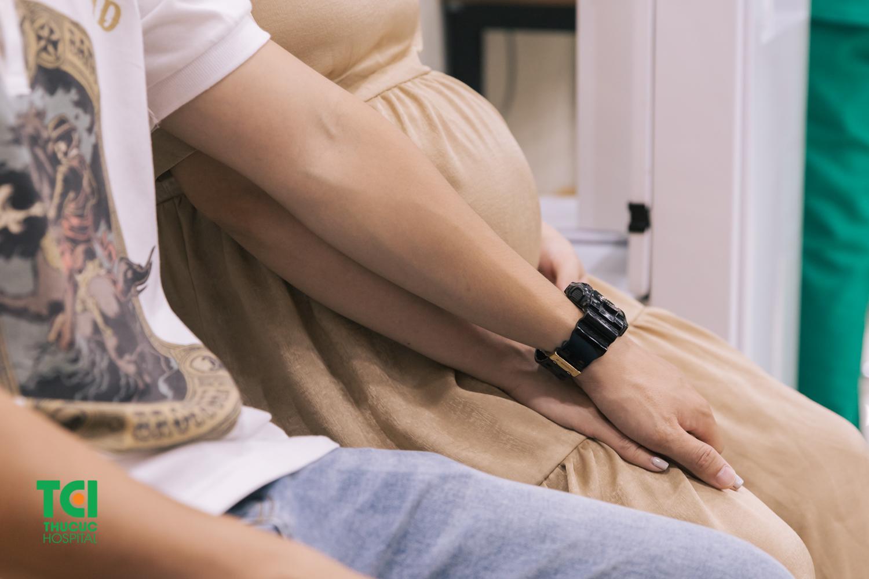 Mang thai là một trong những nguyên nhân phổ biến gây ảnh hưởng tới chu kỳ kinh nguyệt.