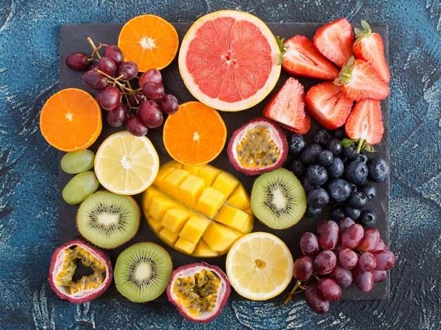 thực phẩm giàu vitamin c tốt cho gan