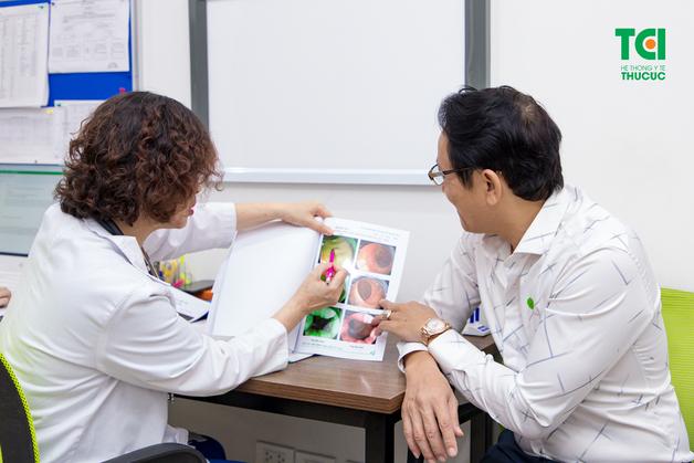lợi ích của tầm soát ung thư đường tiêu hóa