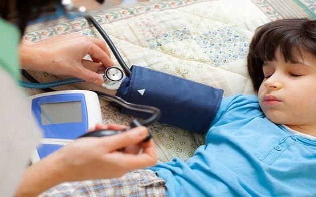 bệnh cao huyết áp ở trẻ cũng là bệnh nguy hiểm