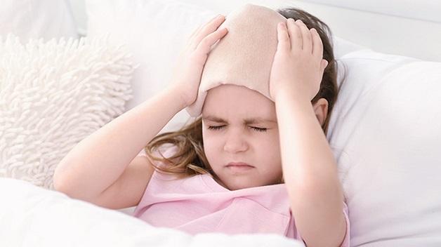 bệnh đau đầu ở trẻ nhỏ
