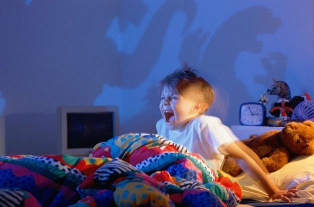 Rối loạn giấc ngủ ở trẻ