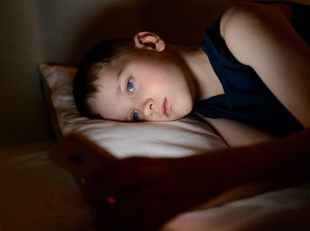 Nguyên nhân khiến trẻ rối loạn giấc ngủ